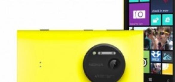 El smartphone de Nokia, el Nokia Lumia