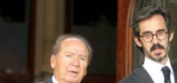 José Luis Núñez, ex presidente del Barcelona