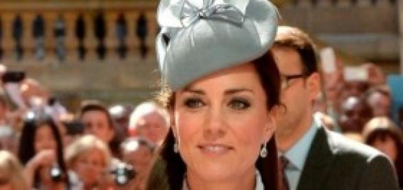 La princesa Kate Middleton.