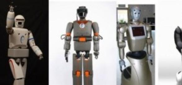 Robot que permitirían atender pacientes con ébola