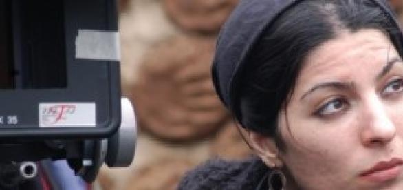 Diretora Samira Makhmalbaf