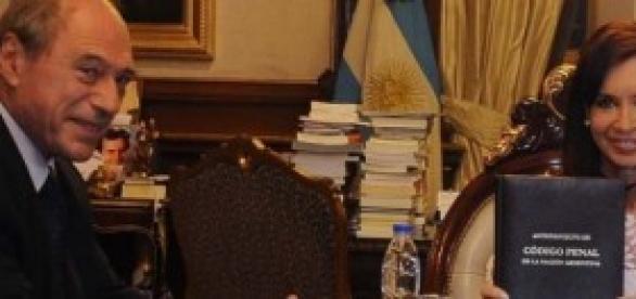 La mandataria habló para todos los argentinos