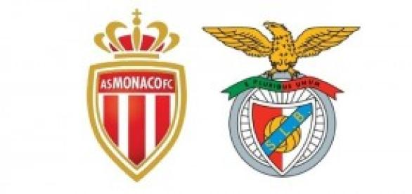 AS Mónaco e SL Benfica empatam