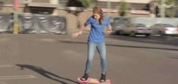 La primera patineta voladora estará para el 2015