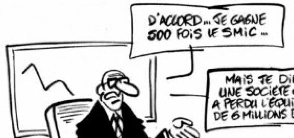 """""""3000 € pour les salariés a temps plein ..."""""""