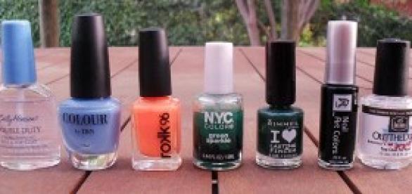 Nail art, siempre màs colores.
