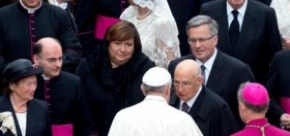 Amnistia e indulto Papa Francesco Napolitano news