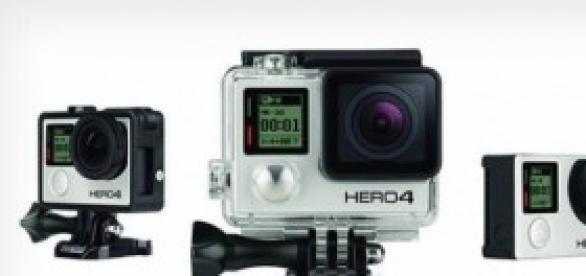 Las nuevas camaras de GoPro