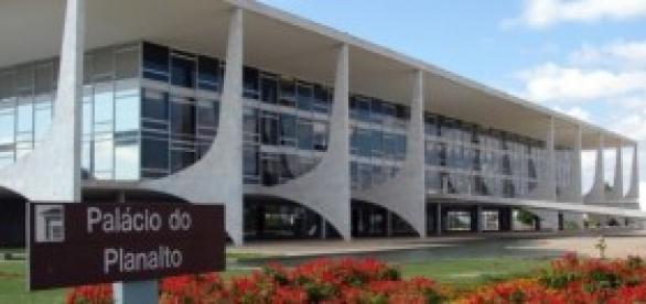 Palácio do Planalto. (Foto: Wikimedia Commons)