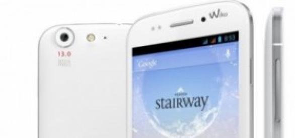 Wiko Stairway - Smartphone livre e dual-SIM