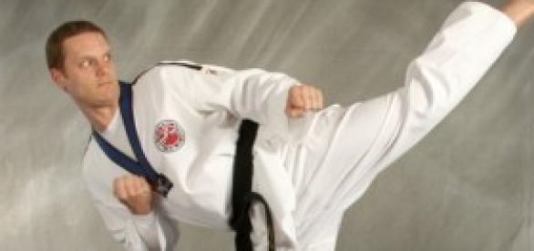 España, campeona de taekwondo.
