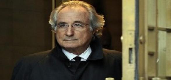 Bermie Madoff  un gran estafador.