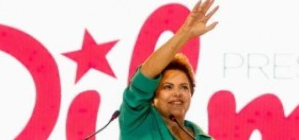 Dilma presidente do Brasil
