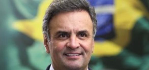 imagem Aécio Neves / PSDB
