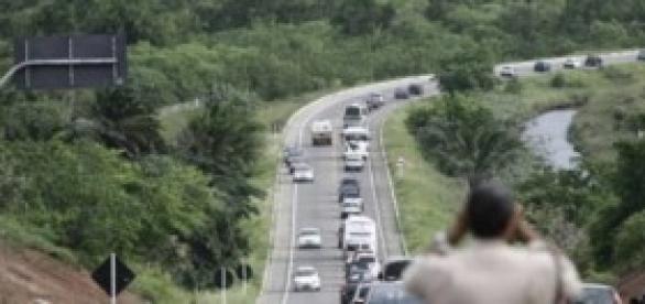 Acidente em rodovias, causa morte e muitas vítimas