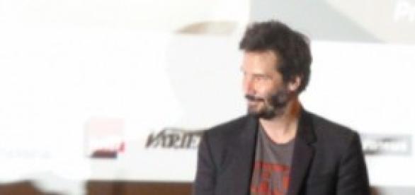 Keanu Reeves, à L'Institut Lumière
