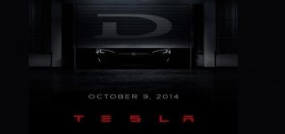 nuevo Tesla Model D, presentación 9 de octubre