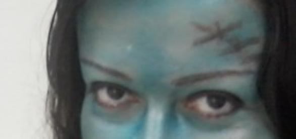 Eu, monstro! A esposa de Frankenstein.