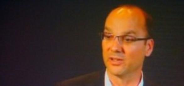 Andy Rubin, fundador de Android.