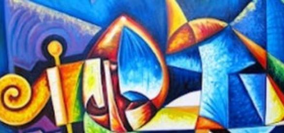 Es gratificante ser artista plástica y pintora