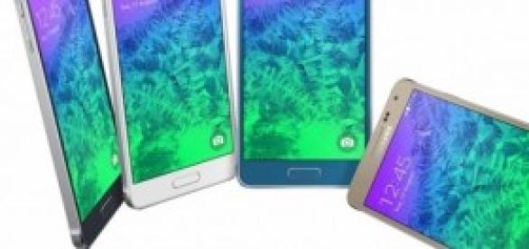 Ultimas novedades de Samsung, el Galaxy A5 y A3