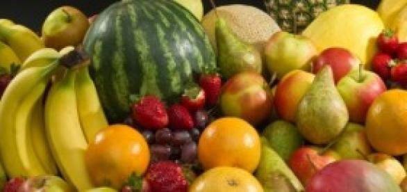 Frutas (Fonte: Wikimedia)