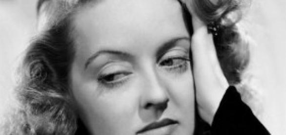 Una imagen de Bette Davis