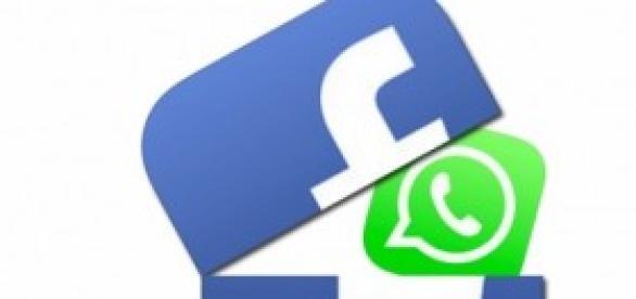 Facebook compra WhatsApp.