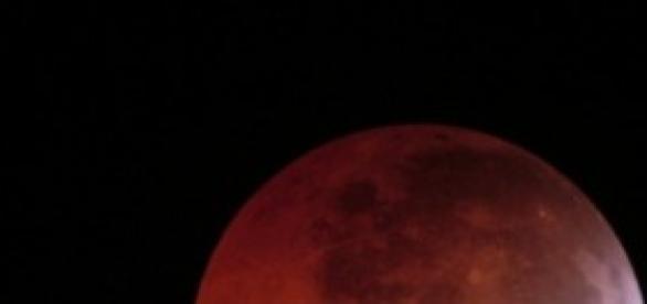 La Luna de Sangre se pudo en el cielo de México.
