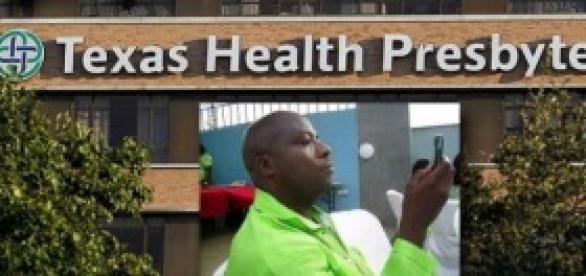 Thomas Eric Duncan 1er. caso ébola en EEUU