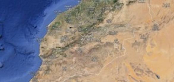 Arrestation d un français au nord du Maroc