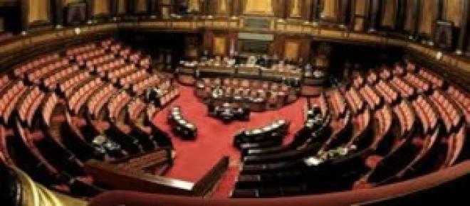 Il Senato Italiano, sede di tanti compromessi