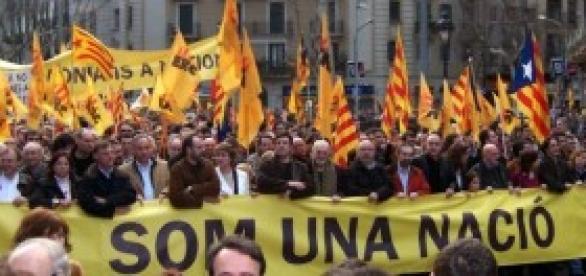 La independencia de Cataluña sale victoriosa.