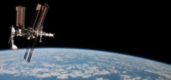 OVNI fue visto en estación espacial de la NASA.