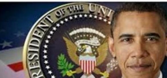 Presidente norte americano - Barach Obama