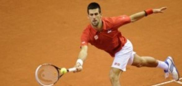 Djokovic sigue sobresaliendo en sus partidos