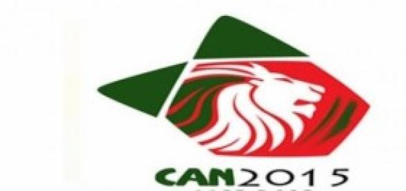 """Le """"ex"""" logo officiel de la CAN 2015"""