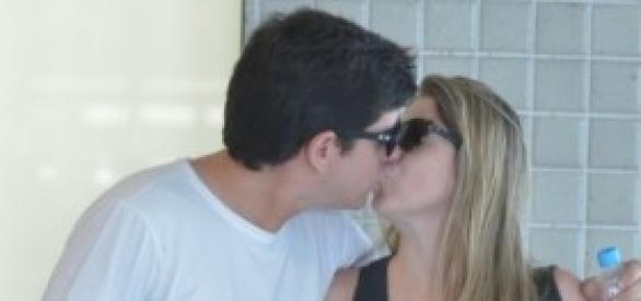 Marcelo Adnet e Dani Calabresa