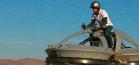 Prueban coches voladores en  desierto de Arizona