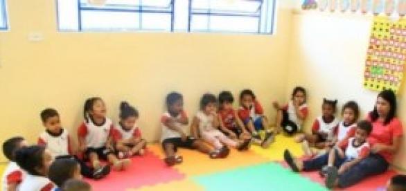 Educação é um direito de toda criança