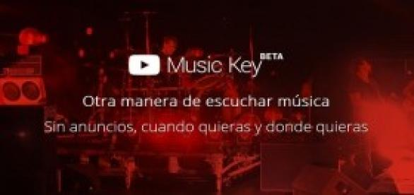 Music Key la nueva manera de escuchar música