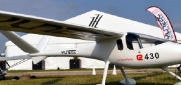 el primer avión eléctrico 1