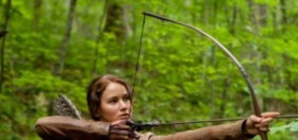 Jennifer Lawrence atemorizada por sus seguidores.