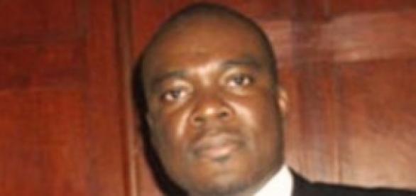 Arthur Orphée Nkili, président de l'ARC
