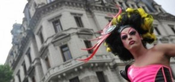 El Desfile del Orgullo Gay fue todo un éxito.