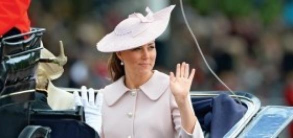 Kate Middleton, retrata desnuda.
