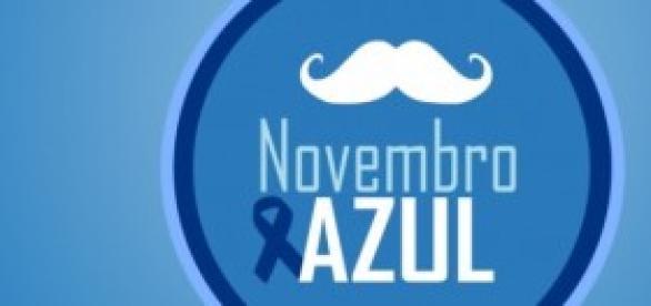 Novembro Azul, uma ação contra o câncer.
