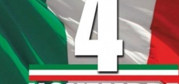 celebrazioni del 4 novembre a Parma