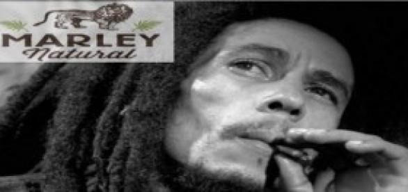 Marley Natural la primera marca de Bob  Marley.