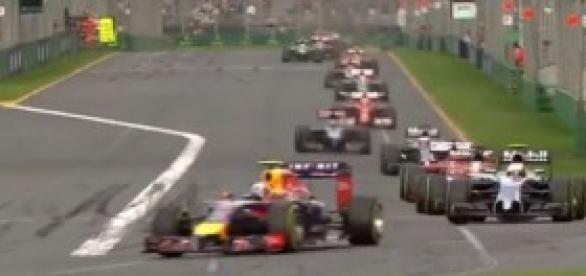 Os descendentes da Fórmula 1